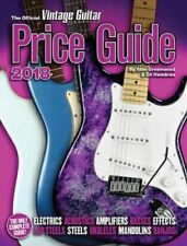 The Official Vintage Guitar Magazine Price Guide - 2018 9781884883378