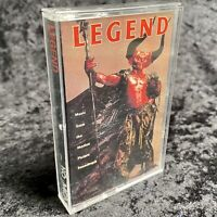 Legend Music From The Motion Picture Soundtrack Cassette Tape MCA 1986 MCAC 6165
