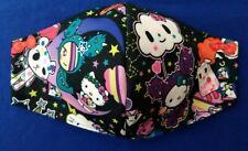 Hello Kitty x Tokidoki Space Handmade Face Mask Adult Size 3-LayersCollab