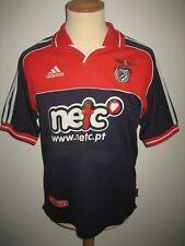 Benfica away Portugal football shirt soccer jersey voetbal trikot camisa size M