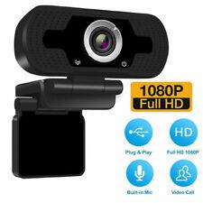 480P/720P/1080P Autofocus HD Webcam Camera With Microphone For PC Laptop Desktop