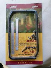 Panacea Black Wall Mount Bracket 89059 FREE SHIP 093432890592