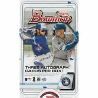 2020 Bowman Chrome Prospects     YOU PICK    Complete Your Set
