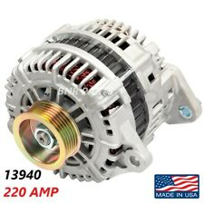 180 AMP 13324 Alternator fits Nissan 300ZX High Output Performance HD USA NEW