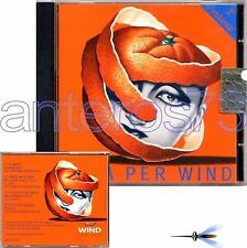 "MINA ""PER WIND VOLUME 2"" RARO CD PROMO"