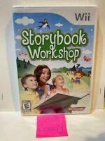Storybook workshop Wii GAME ONLY