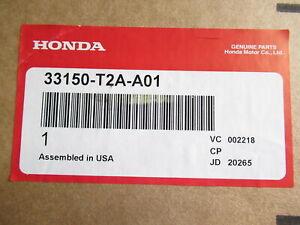 Genuine OEM Honda 33150-T2A-A01 Left Front Headlight 2013-2015 Accord