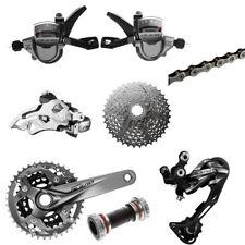 SHIMANO ALIVIO M4000 Bicycle Speed MTB Mountain Bike Kit Groupset New