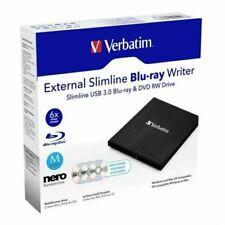 Verbatim 43887 Slimline Blu-ray Writer