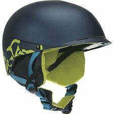 SCOTT Trouble Ski Helmet (Small, Loosecut Blue Matt)