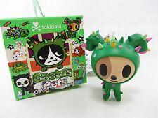 "Diego Green Dog - Sandy's Cactus Pets Vinyl Figure Tokidoki approx 2.5"""