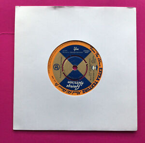 """A346, You, George Harrison, 7"""" 45rpm Single, Very Good Plus Condition"""