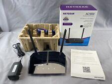 NETGEAR R6080-100NAS, AC1000 Dual Band Wi-Fi Router