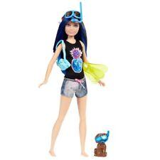 Skipper Tauchspaß | Barbie | Mattel FBD70 | Magie der Delfine | Schwester Puppe