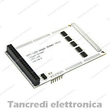 Adattatore per display TFT Arduino Mega con touch screen LCD MEGA2560 adapter