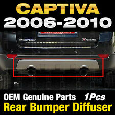 OEM Genuine Parts Rear Bumper Plate Diffuser For Chevy 2006-2011 Captiva