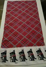 Boyton Martex King Size Pillow Cases Dog Pattern Set of 2