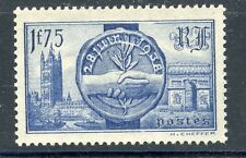 STAMP / TIMBRE FRANCE NEUF N° 400 ** SOUVERAINS BRITANIQUES