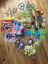 New Children's Birthday Party Favors 58Pc Lot Party Filler Bag Stocking Stuffers