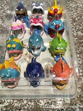 WOW! Lot of 12 Fun Fish Caves for Aquariums BRAND NEW IN PACKAGE NIB