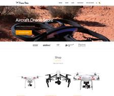 Turnkey Drone Amazon Affiliate Website Script