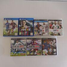 PS3 PS4 PRO EVOLUTION SOCCER FIFA