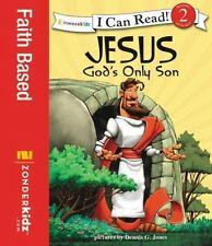 Jesus, God's Only Son: Biblical Values (I Can Read! / Dennis Jones Series), , 03