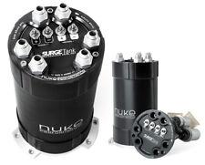 Nuke Performance Billet Surge Tank Triple Internal Pumps Walbro DW Turbo E85