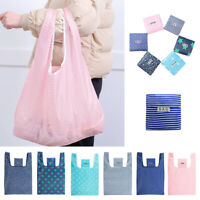 Small Square Shopping Portable Durable Grocery Bags Waterproof Storage Bags GIFT