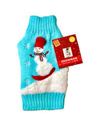 Dog Christmas Jumper XS Chihuahua Yorkshire Terrier Christmas Present Gift BNWT