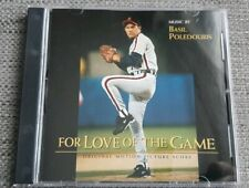 FOR LOVE OF THE GAME CD SOUNDTRACK SCORE - BASIL POLEDOURIS - RARE & OOP VARESE