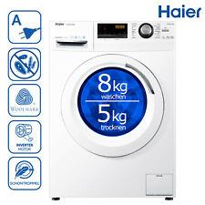 Haier HWD80B14636 Waschtrockner - Weiß