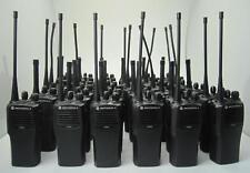 14 x Motorola CP040 UHF Band Handfunkgerät - Betriebsfunkgeräte