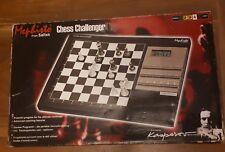 Mephisto Saitek CHESS CHALLENGER Chess Computer Kasparov EDITION BOXED