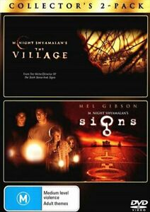 Village / Signs, The DVD