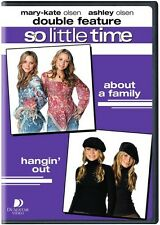 Mary Kate & Ashley So Little Time V2: About Family DVD