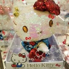 Hello Kitty 45Th Anniversary Limited Sequin Plush Doll