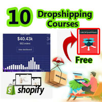 10 Dropshipping Courses Value $10000 & Free The Ultimate Guide To Dropshipping