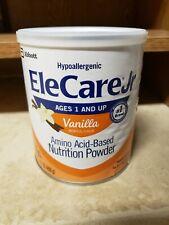 EleCare Jr. Vanilla flavor six Cans