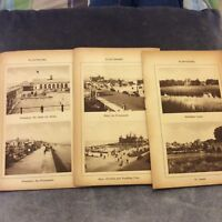 Vintage Book Prints - Flintshire - UK - 1931