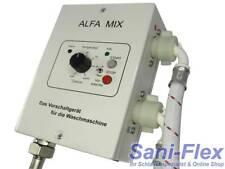 Waschmaschinen Vorschaltgerät Sparsteuerung Alfa Mix inkl. 2 Zulaufschläuche