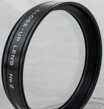 Minolta Close Up Lens No.2 55mm