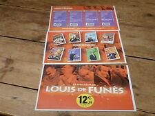 LOUIS DE FINES - LE MEILLEUR !!!!!!!!!!!!!!!!!! RARE PLAN MEDIA!!!!!