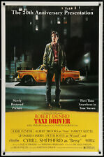 Taxi Driver 20Th Anniversary Rolled Movie Poster 1996 Robert Dinero from theatre