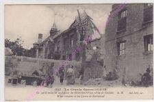 CPA 62 PAS DE CALAIS Ce qu 'il reste la ferme BERTHONVAL grande guerre 1914-15