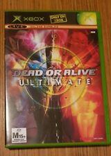 Original xbox game, dead or alive ultimate
