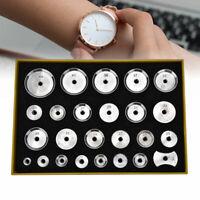Stampo per orologi in alluminio 25PCS per la riparazione dell'orologio