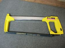 """STANLEY 12"""" High Tension Hack Saw 15-113"""