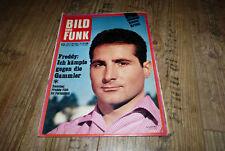 Bild und Funk Nr.45/1966 TB Freddy Quinn,Conny Froboess,Lilo Pulver,Thomas F.