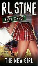 The New Girl by R. L. Stine (Paperback, 2006)